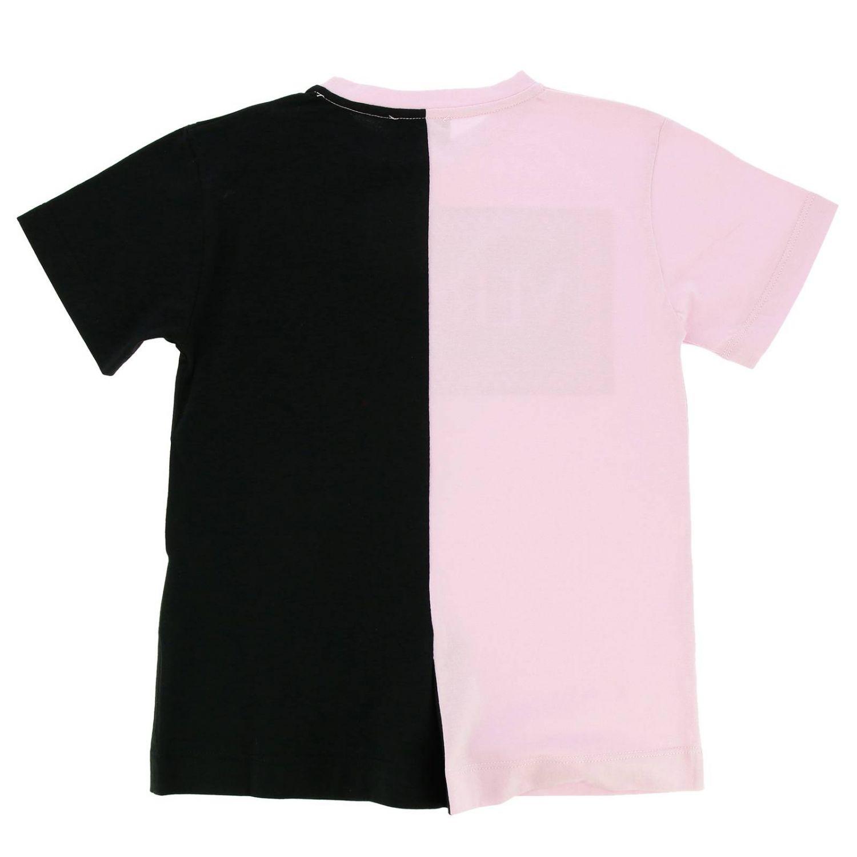 T-shirt kids Versace Young pink 2