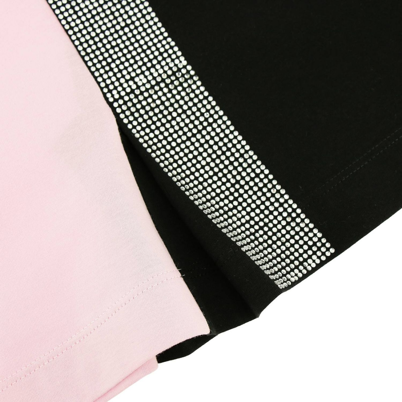 T-shirt kids Versace Young pink 3