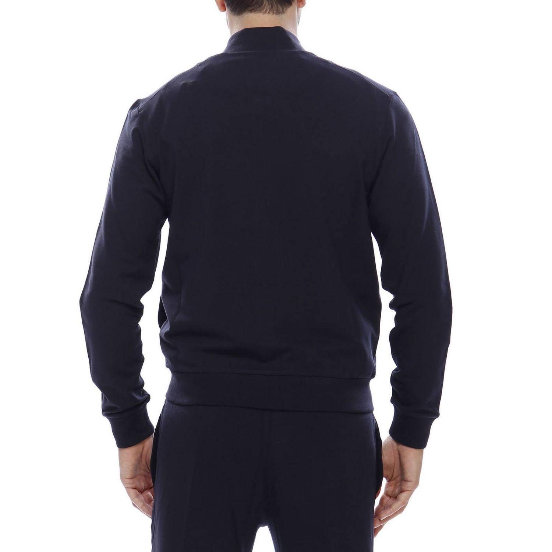Pullover herren Z Zegna blau 3