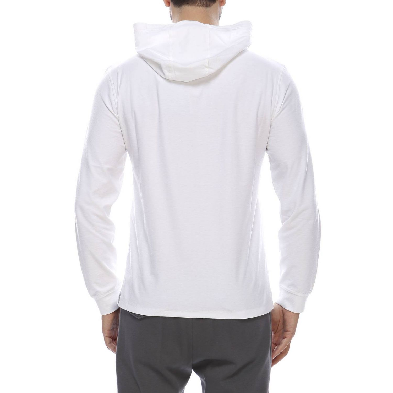 Sweater men Ermenegildo Zegna white 3