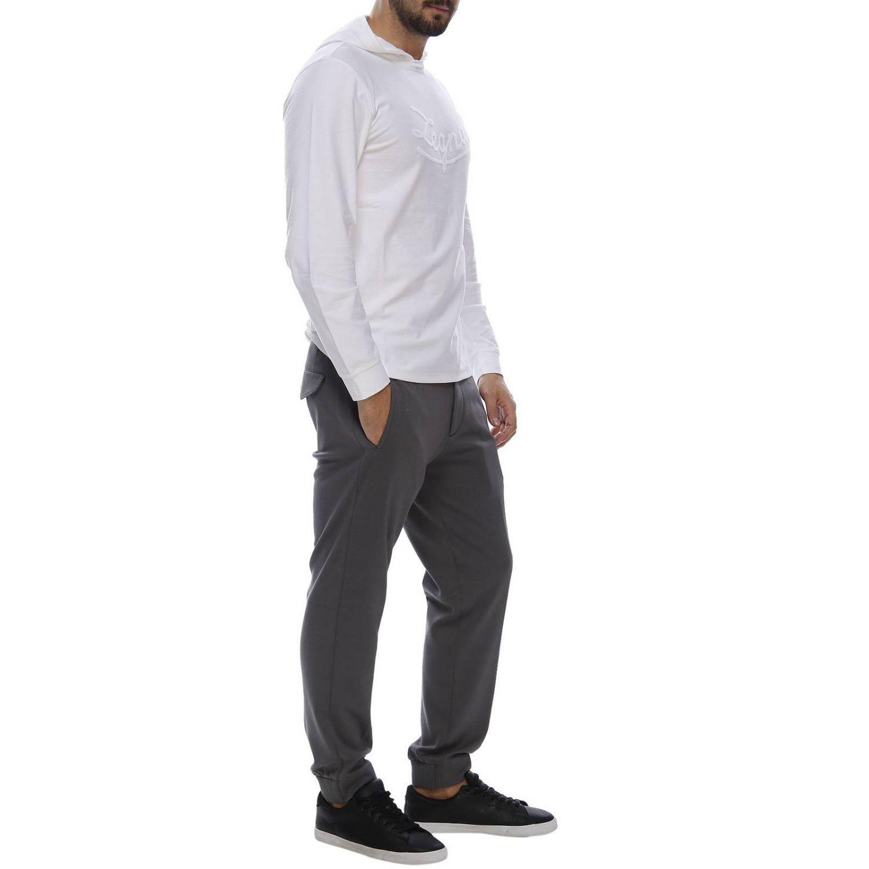 Sweater men Ermenegildo Zegna white 5