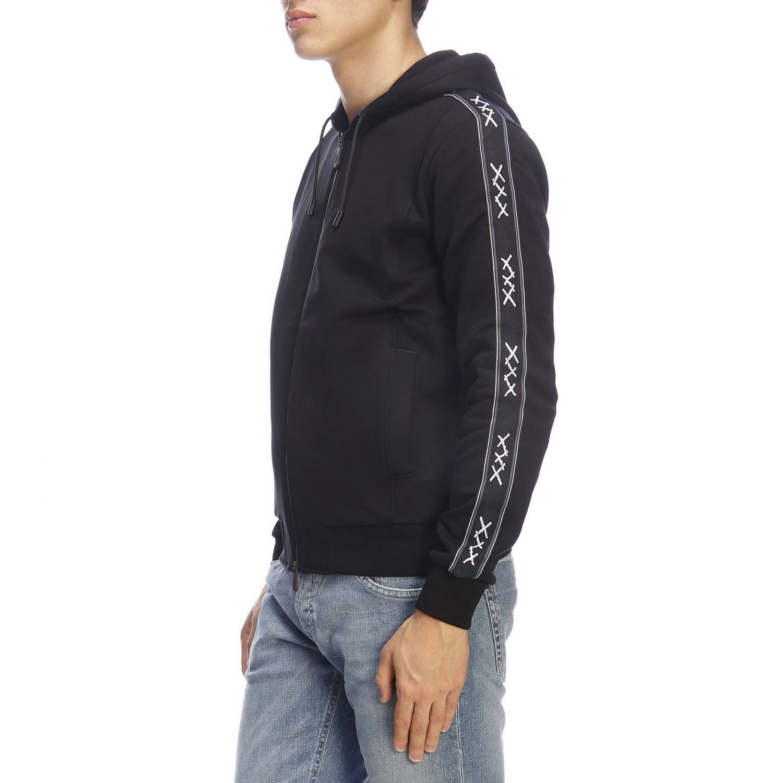 Pullover herren Ermenegildo Zegna schwarz 2