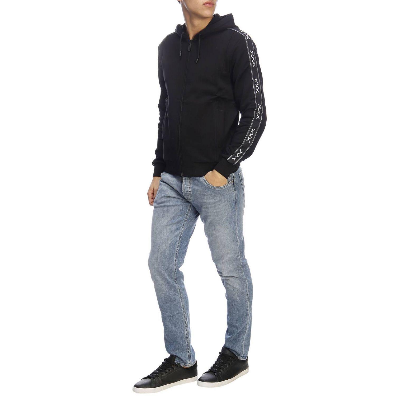 Pullover herren Ermenegildo Zegna schwarz 5