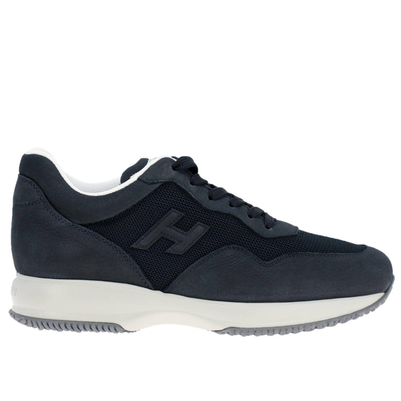 Shoes men Hogan blue 1
