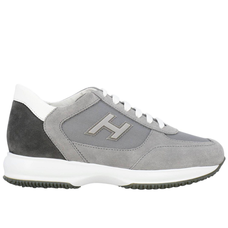 Shoes men Hogan grey 1