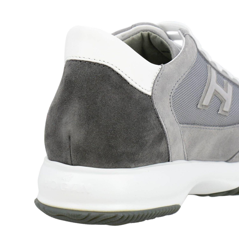 Shoes men Hogan grey 4