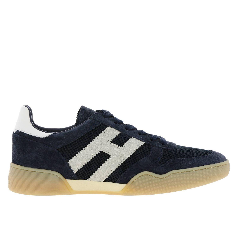 Shoes men Hogan navy 1