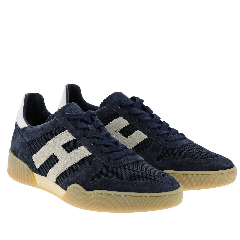 Shoes men Hogan navy 2