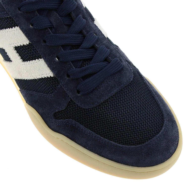 Shoes men Hogan navy 3
