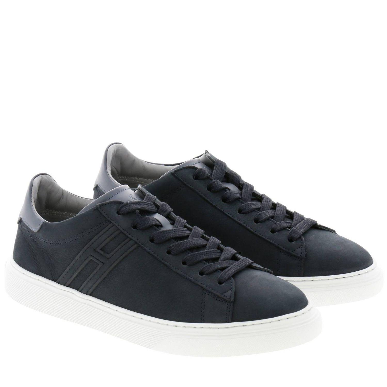 Shoes men Hogan blue 2
