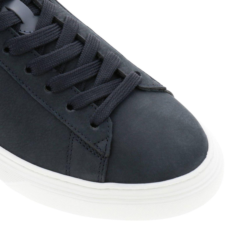 Shoes men Hogan blue 3