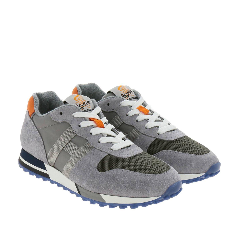Shoes men Hogan grey 2