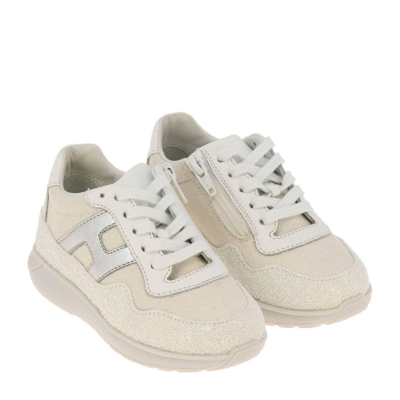 Обувь Hogan Baby: Обувь Детское Hogan Baby белый 2