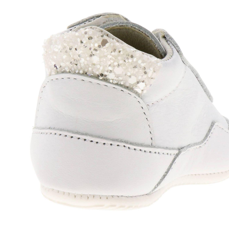 Zapatos niños Hogan blanco 4