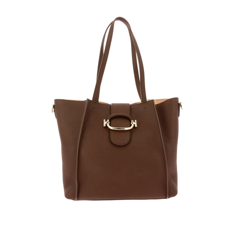 Shoulder bag women Tod's dark 1