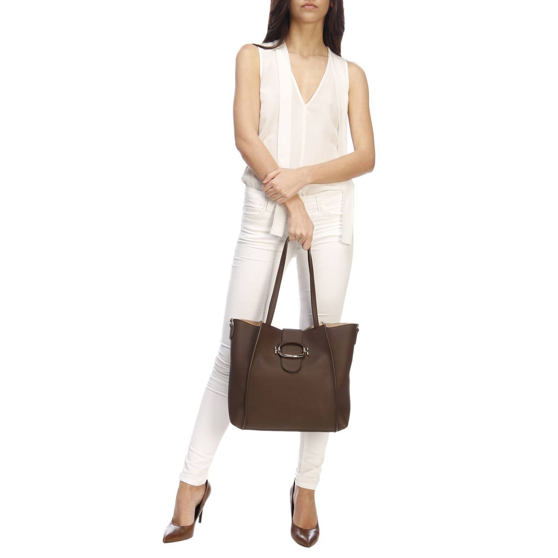 Shoulder bag women Tod's dark 2