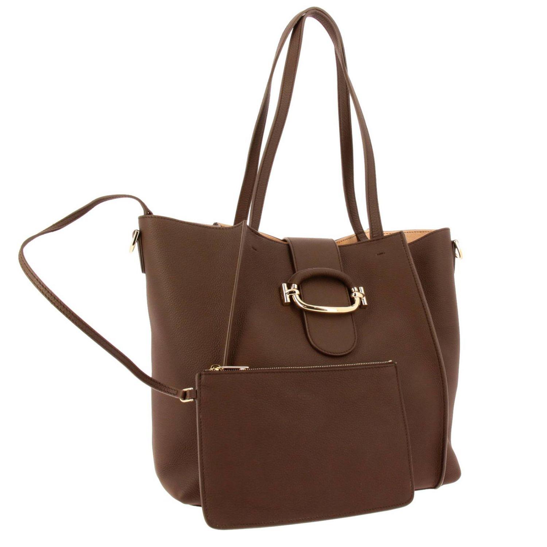Shoulder bag women Tod's dark 4