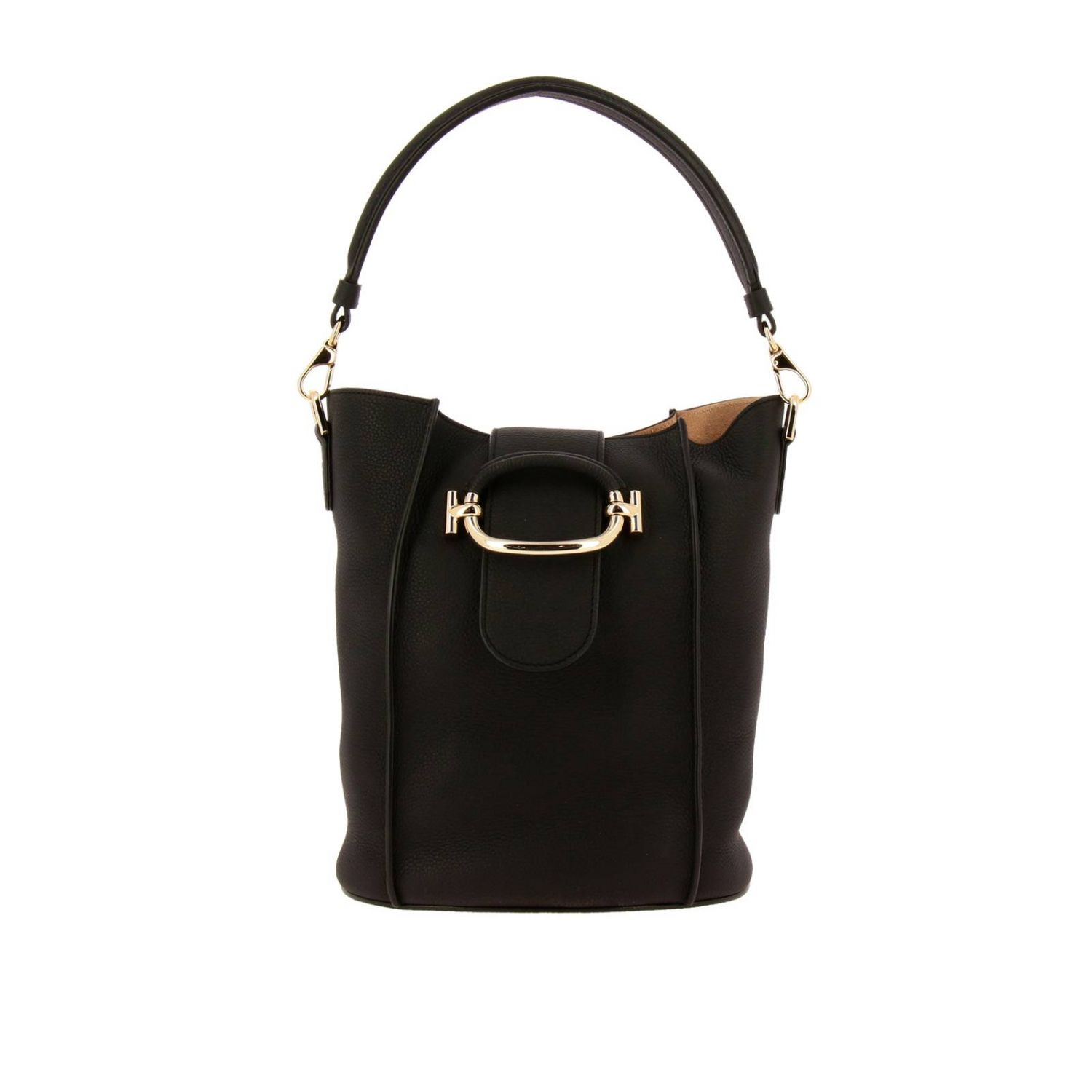 Shoulder bag women Tod's black 1