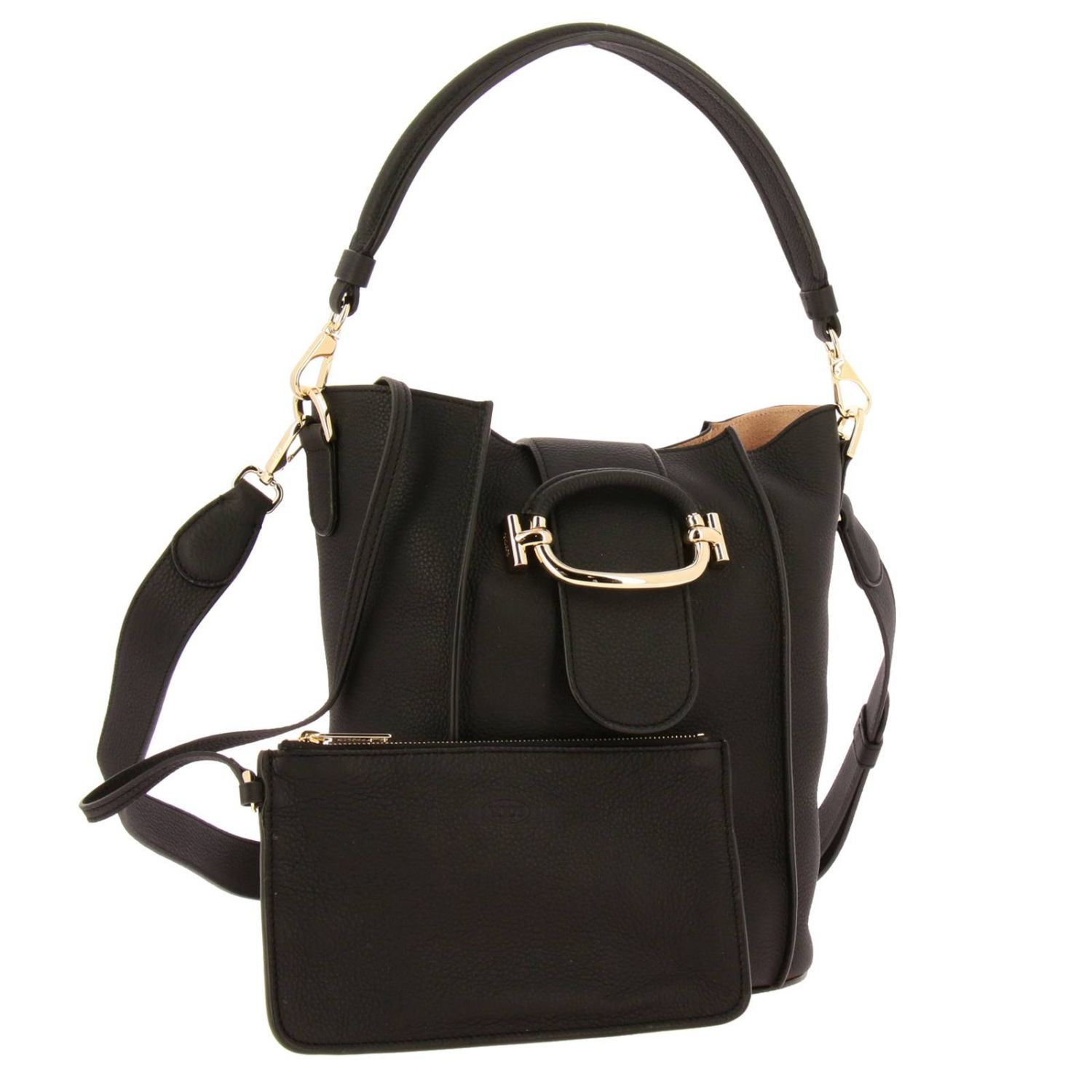 Shoulder bag women Tod's black 4