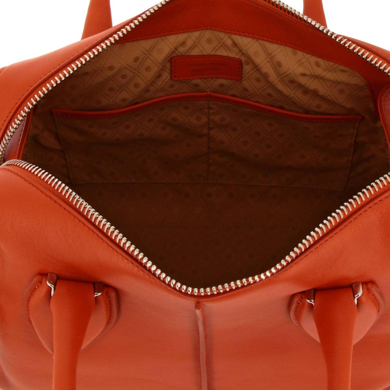 Handtasche Tods: Schultertasche damen Tod's orange 5