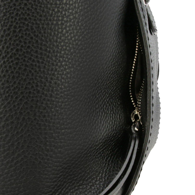 Bolso de hombro mujer Tod's negro 5