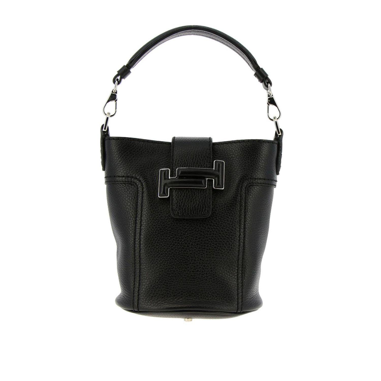 Shoulder bag women Tod's black 1