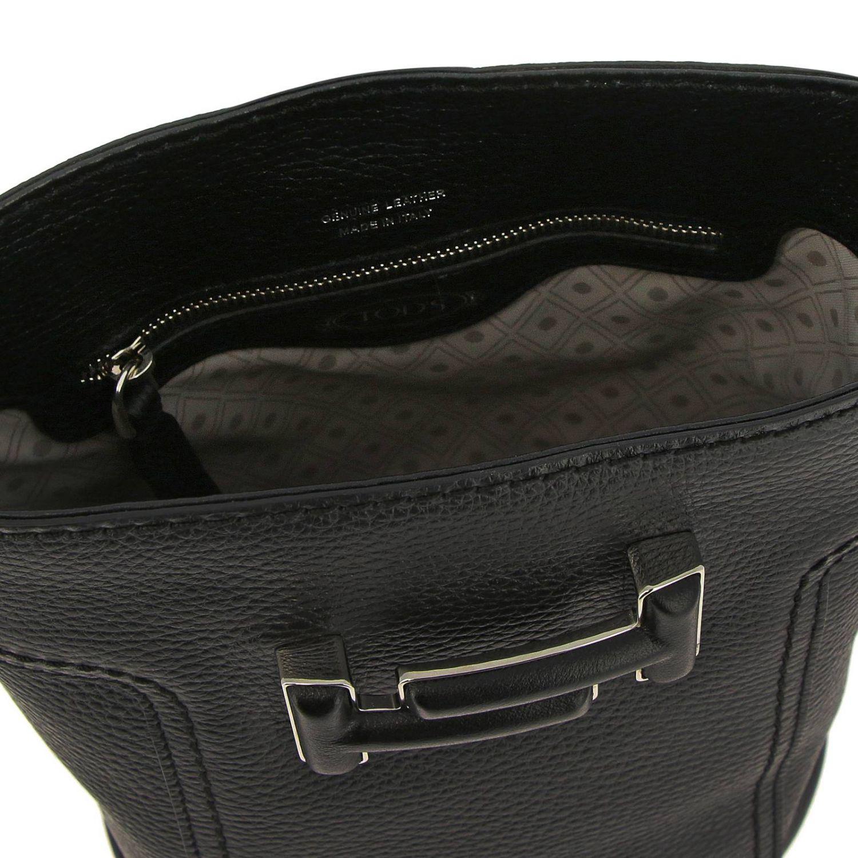 Shoulder bag women Tod's black 5