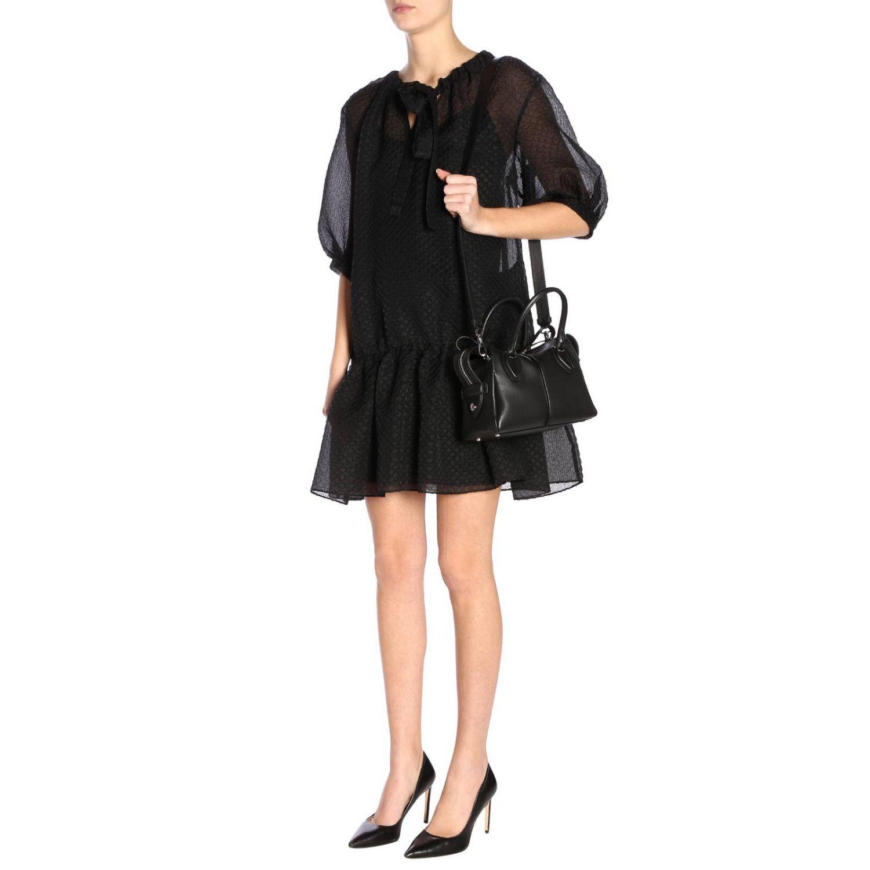 Shoulder bag women Tod's black 2