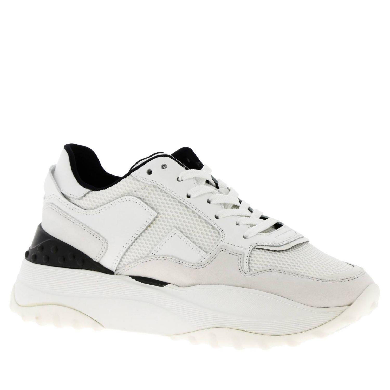 Спортивная обувь Tods: Обувь Женское Tod's белый 1 2