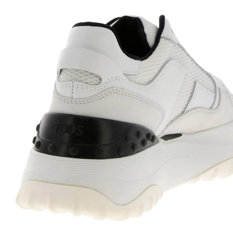 Спортивная обувь Tods: Обувь Женское Tod's белый 1 4