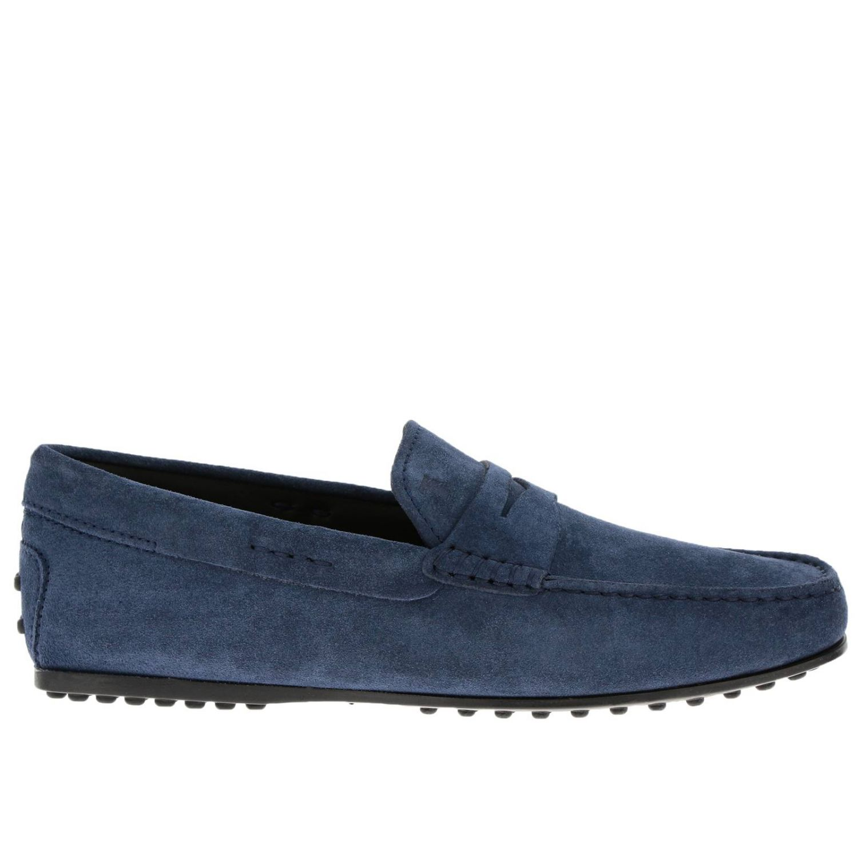 Обувь Мужское Tod's синий 1