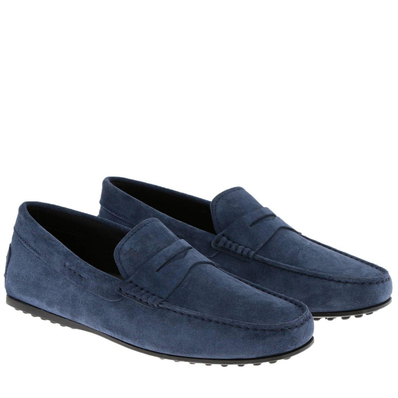 Обувь Мужское Tod's синий 2