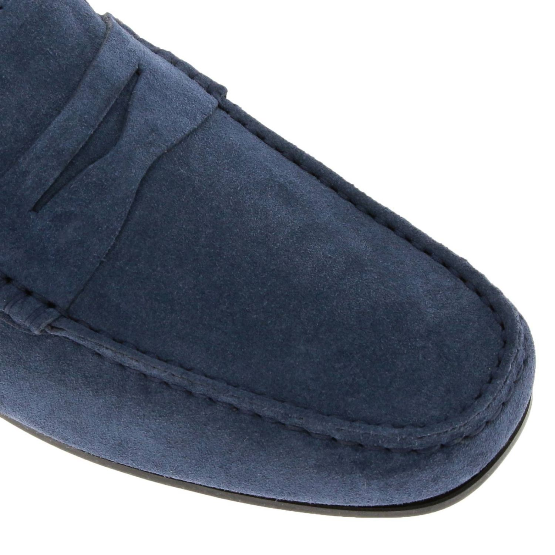 Обувь Мужское Tod's синий 3