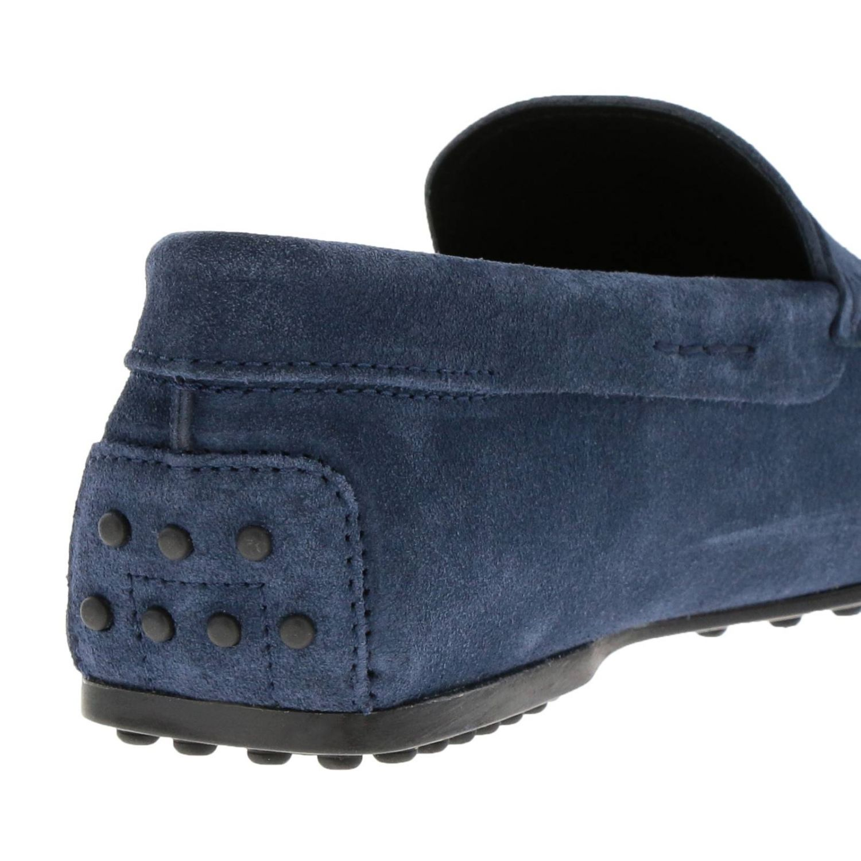 Обувь Мужское Tod's синий 4