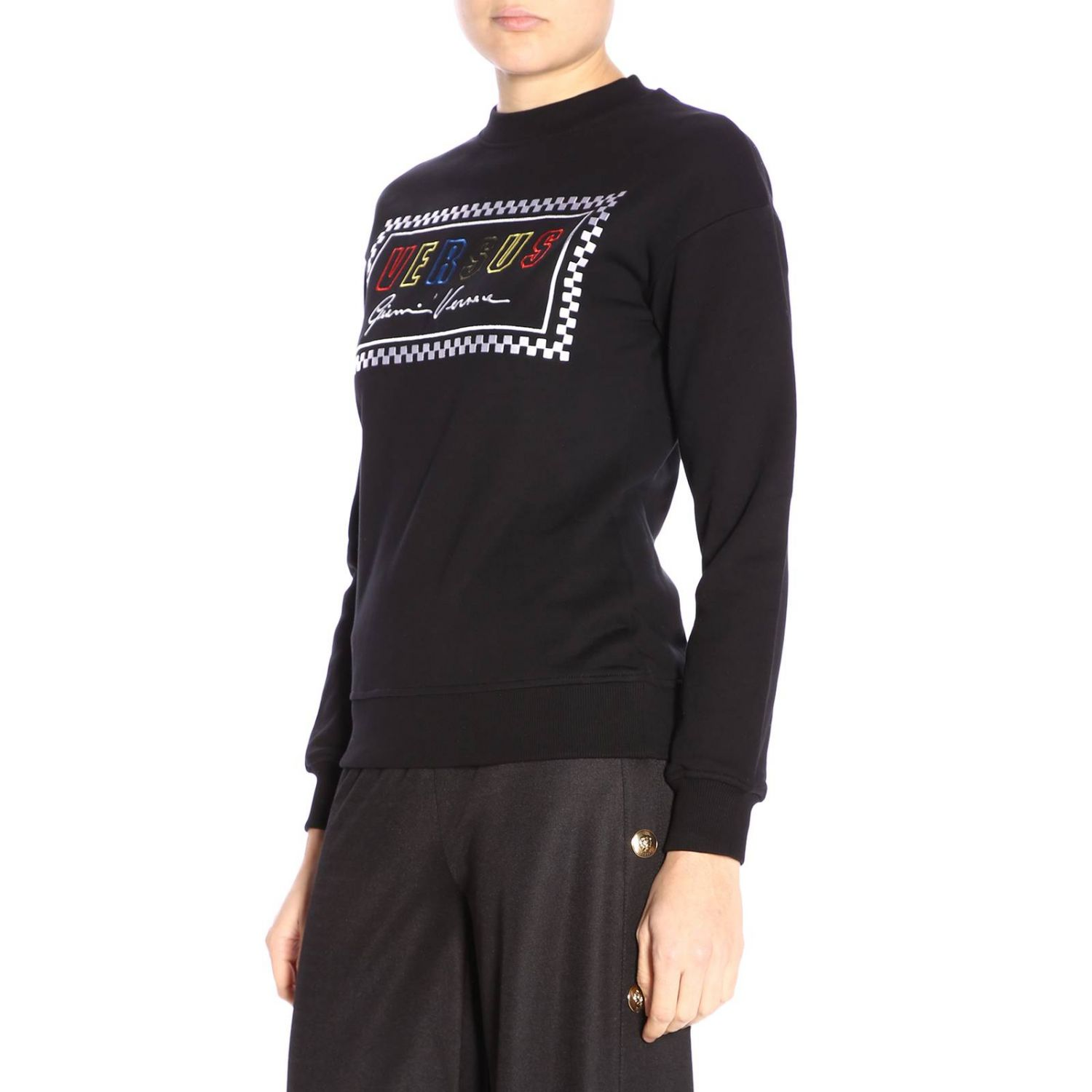 Jumper women Versus black 2