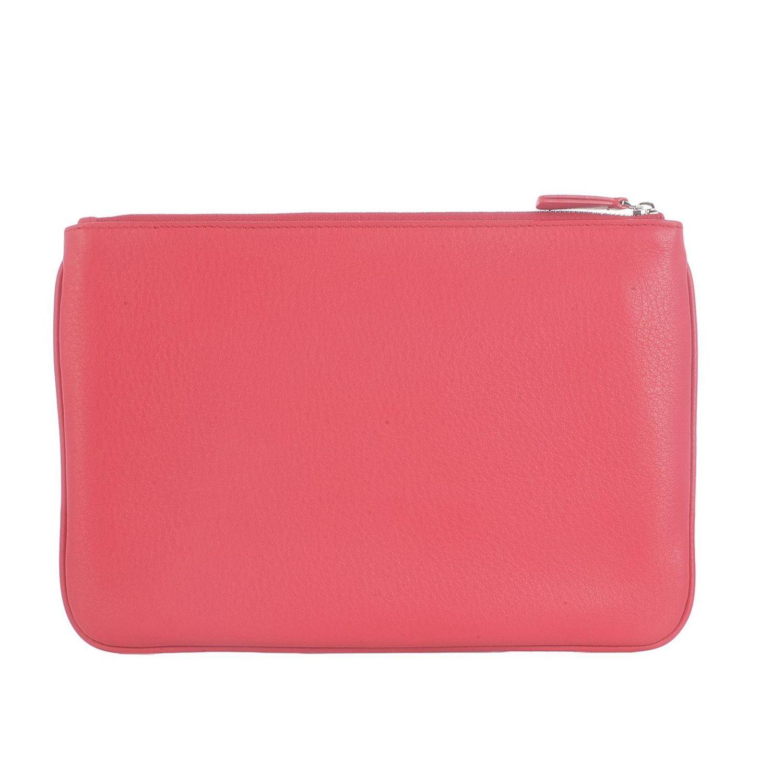 Shoulder bag women Balenciaga red 3