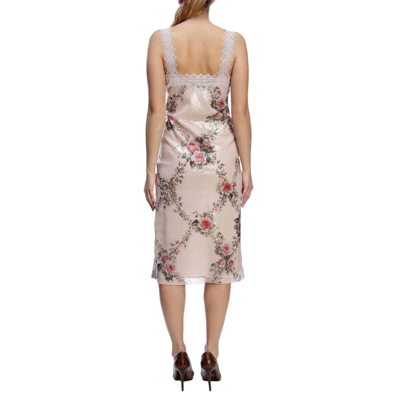 Vestido mujer Blumarine rosa pálido 3