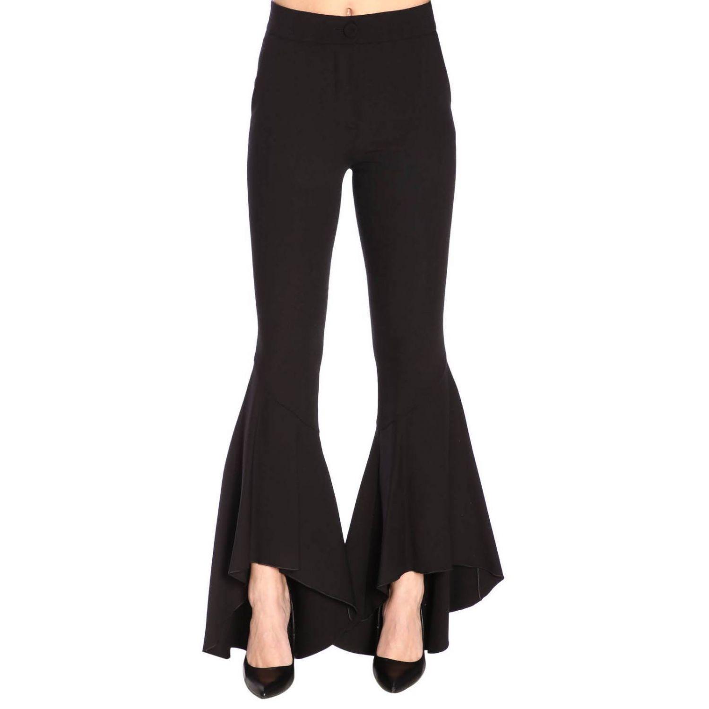 Pantalon femme Blumarine noir 1
