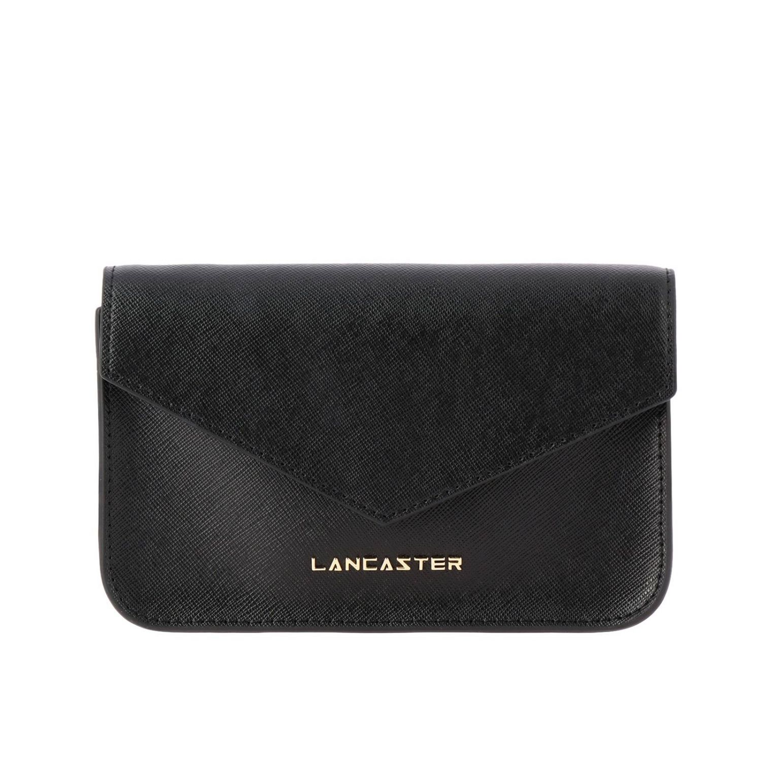 Shoulder bag women Lancaster Paris black 1