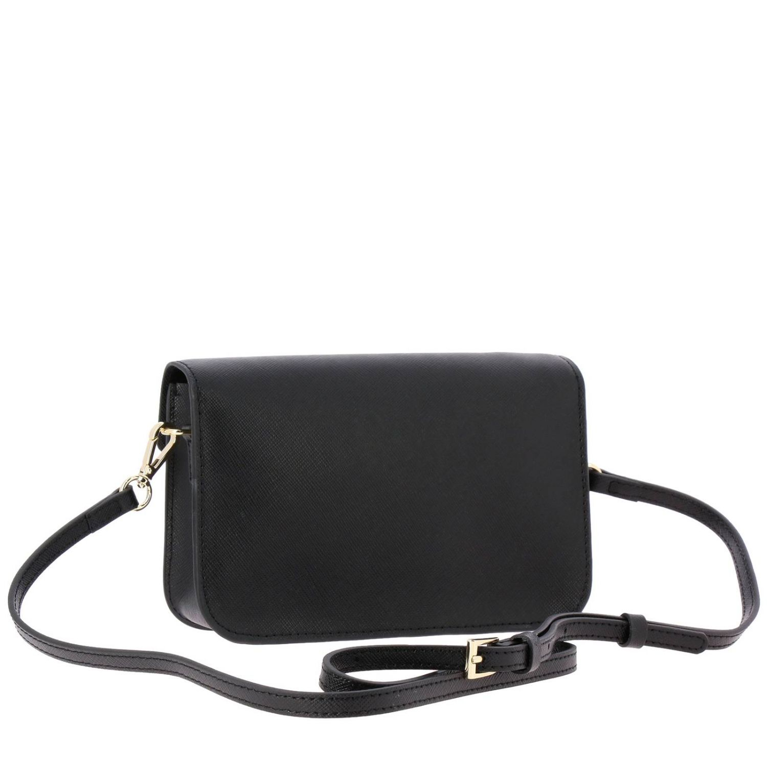 Shoulder bag women Lancaster Paris black 3