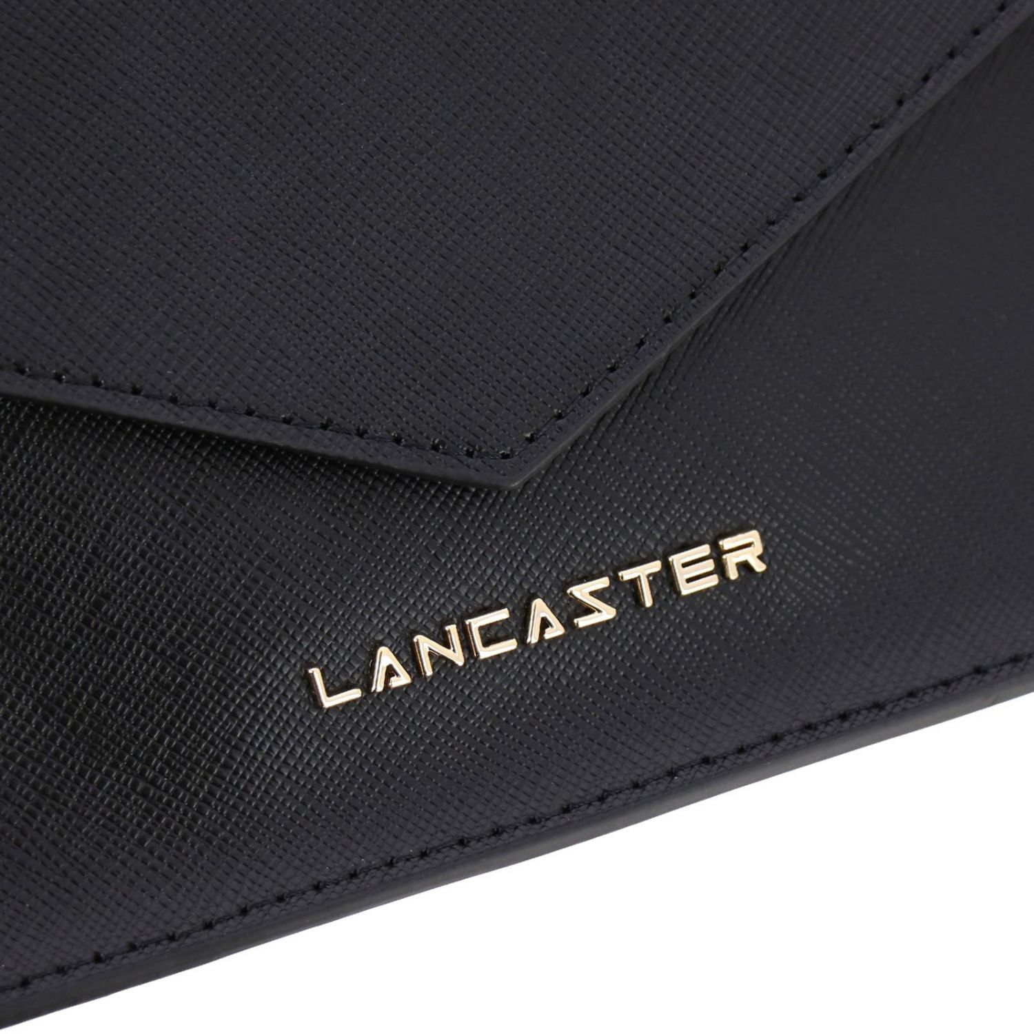 Shoulder bag women Lancaster Paris black 4