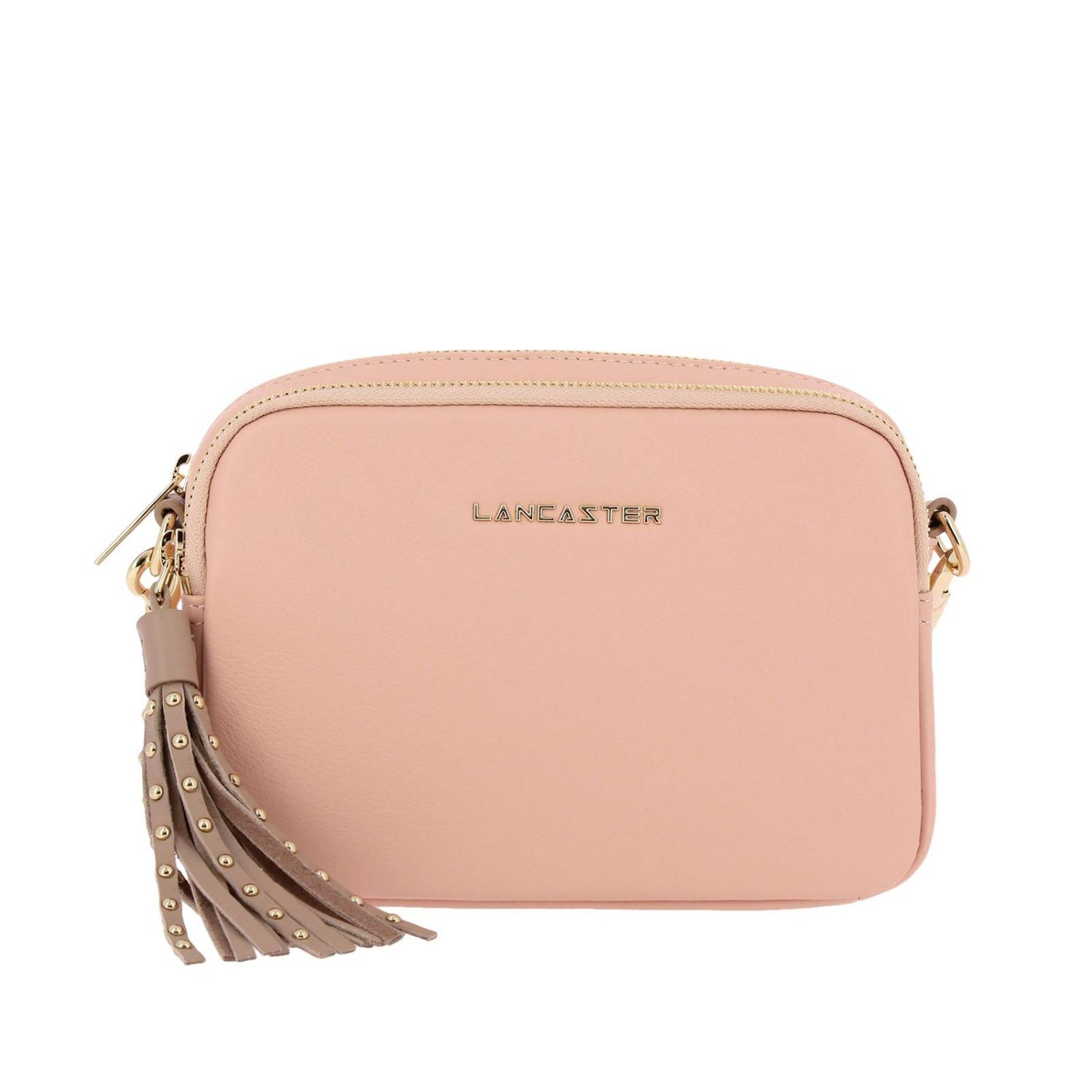 Shoulder bag women Lancaster Paris pink 1