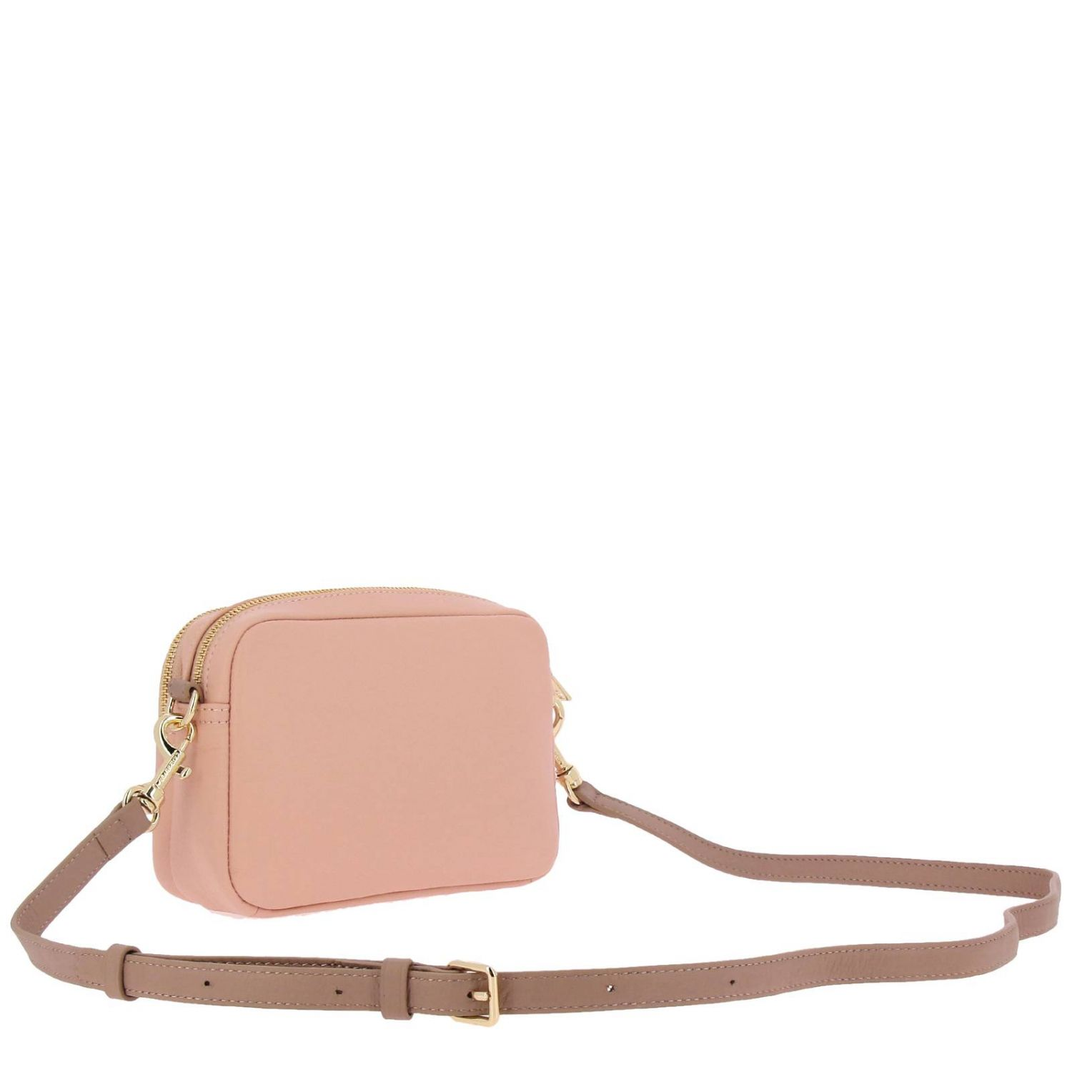 Shoulder bag women Lancaster Paris pink 3