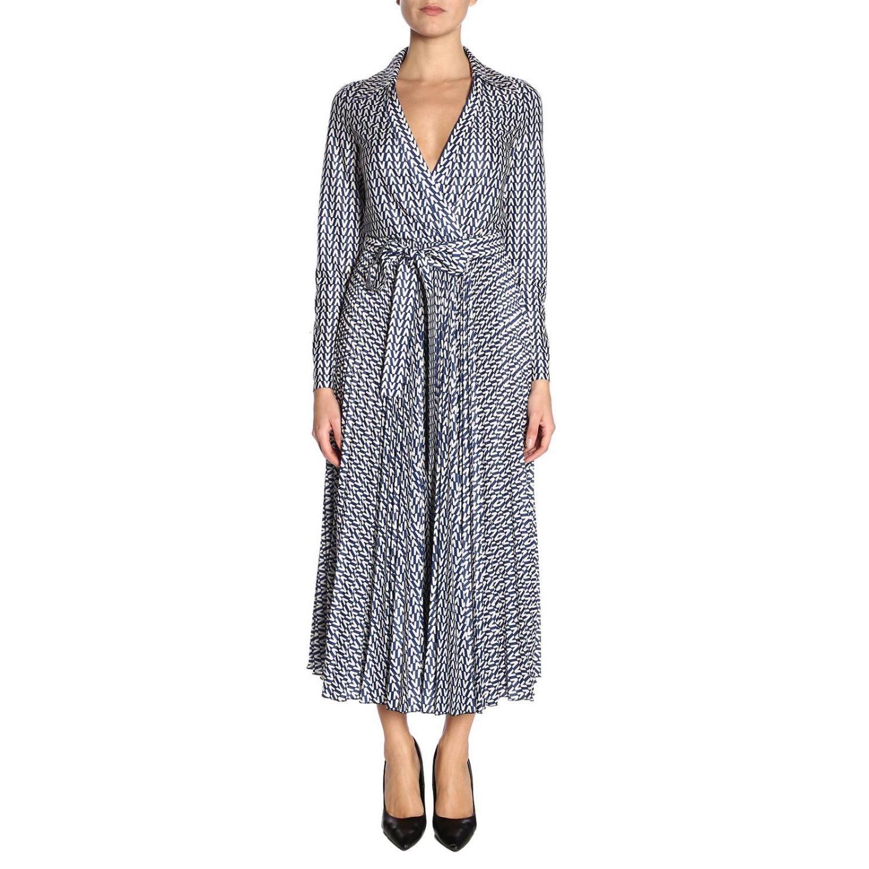Dress Valentino: Dress women Valentino blue 1