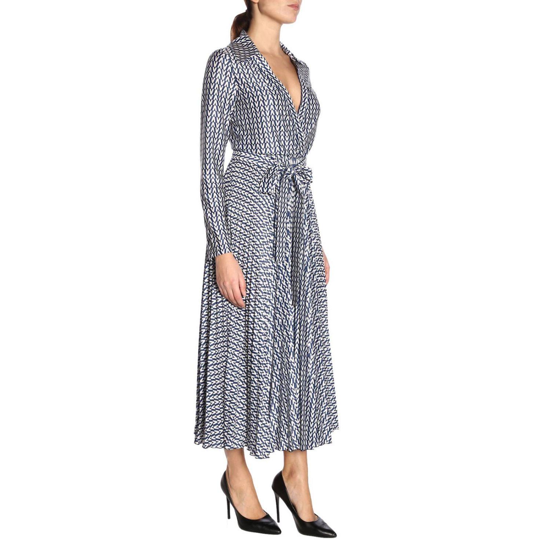 Dress Valentino: Dress women Valentino blue 2