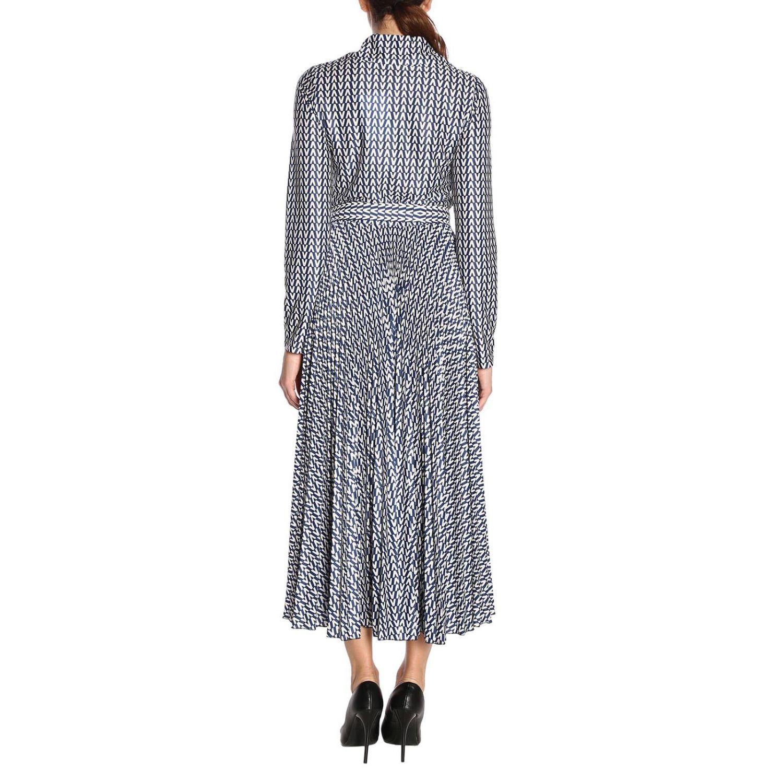 Dress Valentino: Dress women Valentino blue 3