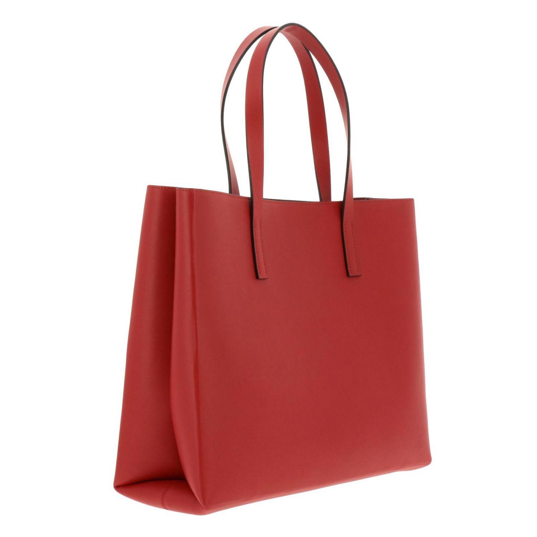 Borsa VRING shopping bag large Valentino Garavani rosso 3