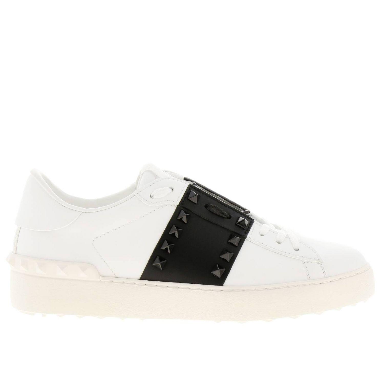 Baskets Valentino Garavani: Chaussures femme Valentino Garavani noir 1