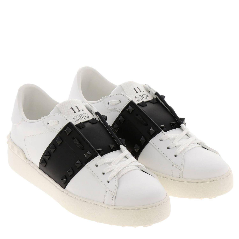 Baskets Valentino Garavani: Chaussures femme Valentino Garavani noir 2