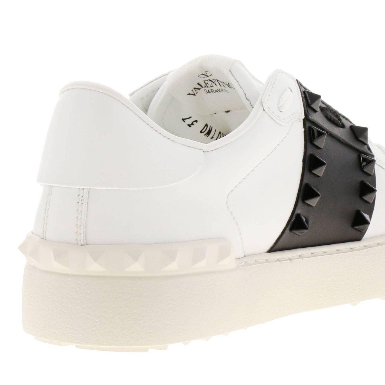 Baskets Valentino Garavani: Chaussures femme Valentino Garavani noir 4